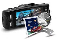 Câmera de carro com alta ISO