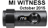 Mi Witness Dash Cam